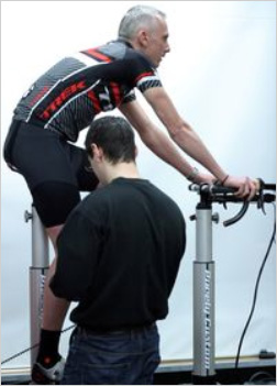 Bike fitting, Tonbridge, Kent
