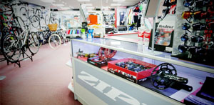 Bike and Sale Consultations at Cycle-ops bike shop Tonbridge Kent