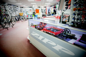 Cycle-ops Shop Tonbridge kent